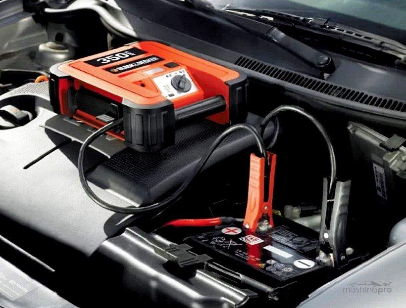 Бустер для аккумулятора автомобиля