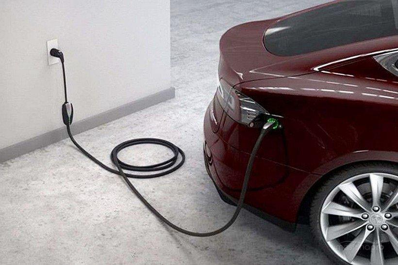 Зарядка электрокара от бытовой розетки