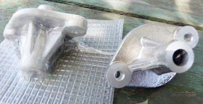 Алюминиевые запчасти стеклоочистителя