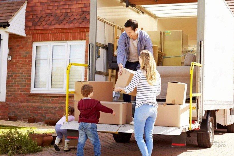 Помощь в переезде